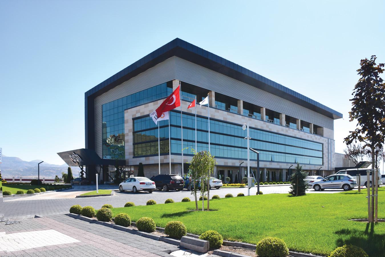 Edificio Administrativo Kayseri OSB