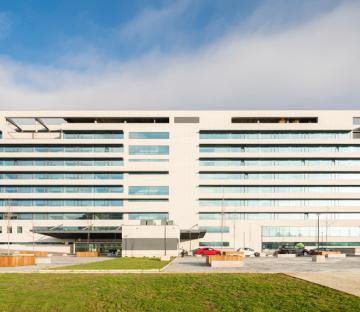 Nuevo Edificio de Hospitalización Hospital de Ourense