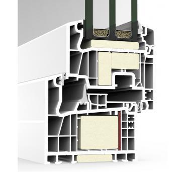 A 84 Passivhaus - PVC