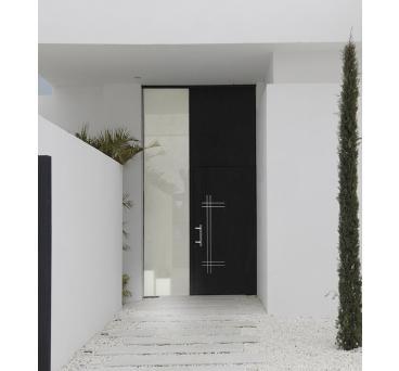Puerta Panelada