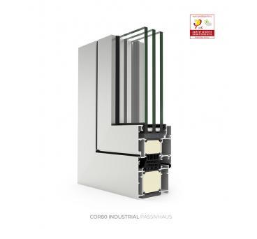 COR 80 Industrial passivhaus RPT